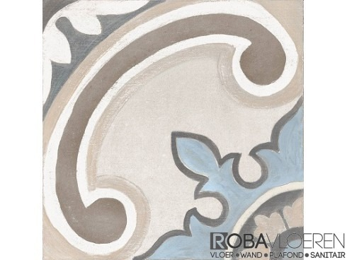 Adobe Decor Gales White 20x20