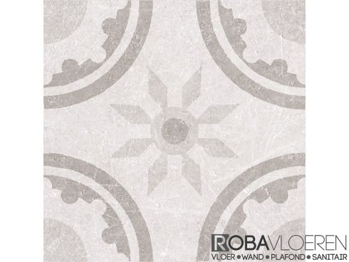 Materia Decor Rim White 20x20