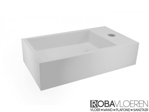 Maria fontein Solid Surface 40 x 22 rechts wit